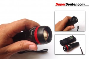 Senter Police Cree Zoom small