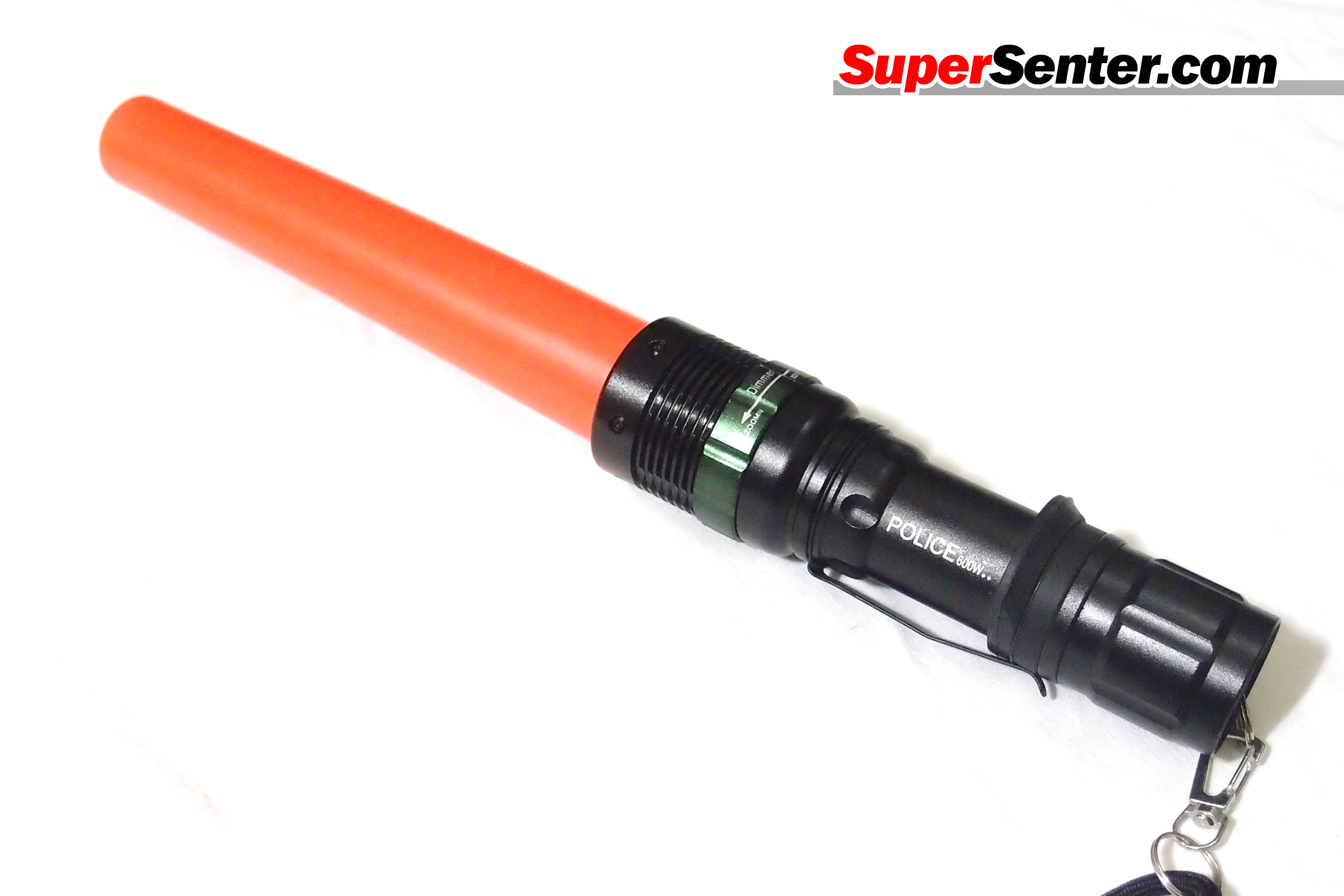 Senter Police Powerstyle Cree LED Police 600 Lumens