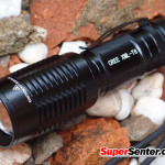 Senter POLICE Small XM-L T6  5 mode