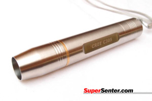 Senter Batu Permata LED