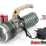 Senter Led Babooly 1802 Cree XML-T6 Zoom