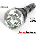 Senter Led Ultrafire 3X XM-L2