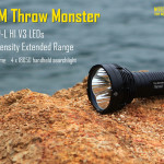 Senter NITECORE TM16GT Tiny Monster Senter LED CREE XP-L HI V3 3600 Lumens