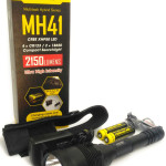 Senter LED NITECORE MH41 Senter LED CREE XHP50 2150 Lumens