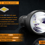 Senter LED Manker U21 (700m)
